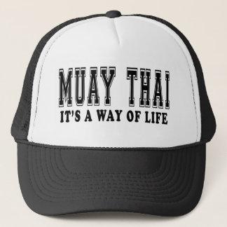 Muay Thai It's way of life Trucker Hat