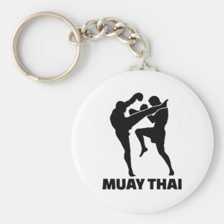 Muay Thai Key Ring