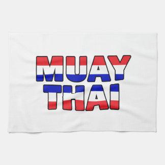 Muay Thai Kitchen Towel