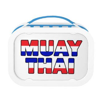 Muay Thai Lunchbox