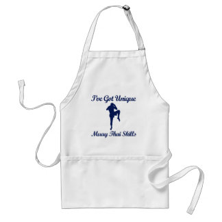 muay thai martial art designs standard apron