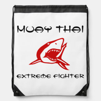 Muay Thai Martial Arts Fighter Backpacks