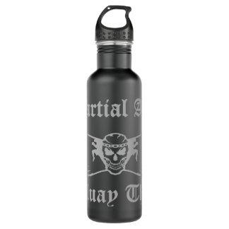 Muay Thai, Martial Arts, Kick Boxing, Garuda and 710 Ml Water Bottle