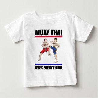 Muay Thai over everything Baby T-Shirt