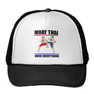 Muay Thai over everything Cap