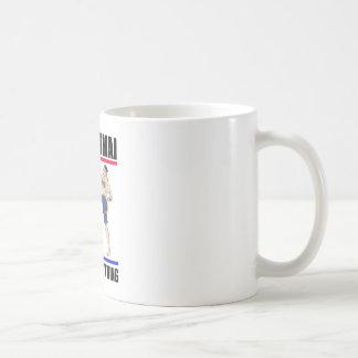 Muay Thai over everything Coffee Mug