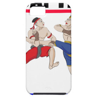 Muay Thai over everything iPhone 5 Case