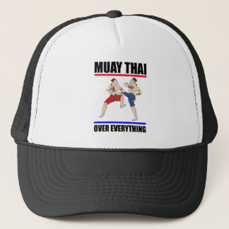 Muay Thai over everything Trucker Hat