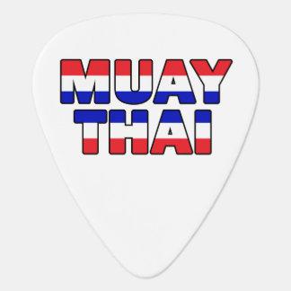 Muay Thai Plectrum