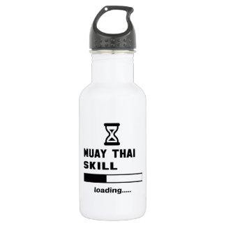 Muay Thai skill Loading...... 532 Ml Water Bottle