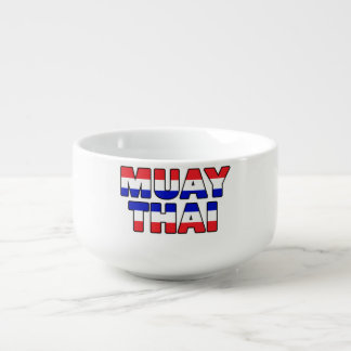 Muay Thai Soup Mug