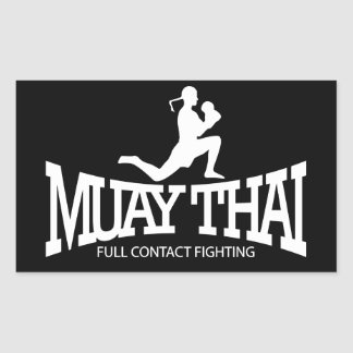 Muay Thai Stickers