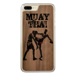 Muay thai, Thai boxing iPhone Carved iPhone 8 Plus/7 Plus Case