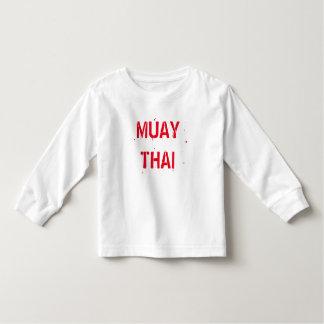 Muay Thai Toddler T-Shirt