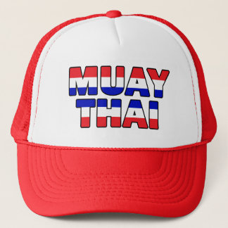 Muay Thai Trucker Hat