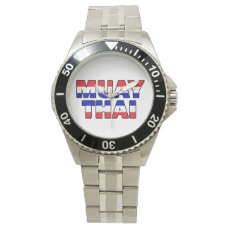 Muay Thai Watch