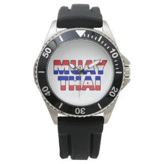 Muay Thai Watches