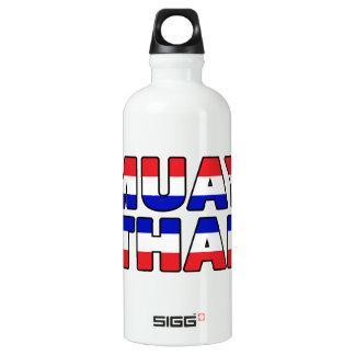 Muay Thai Water Bottle