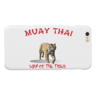 Muay Thai Way of The Tiger iPhone