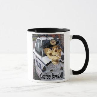 Much Needed Break Mug