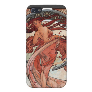 Mucha Dance Art Deco iPhone 5/5S Cases