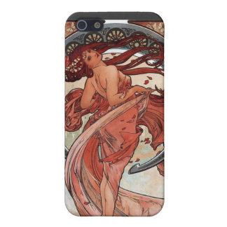 Mucha Dance Art Deco iPhone 5 Cover