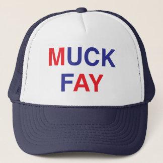 MUCK FAY Teresa May Trucker Hat