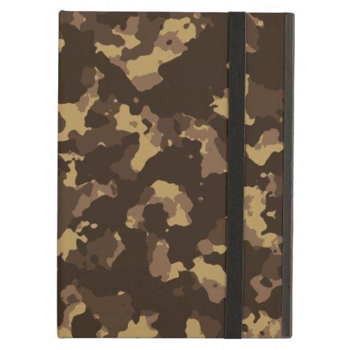 Mud Camo iPad Air Cases