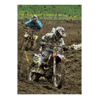 Mud Fest Poster