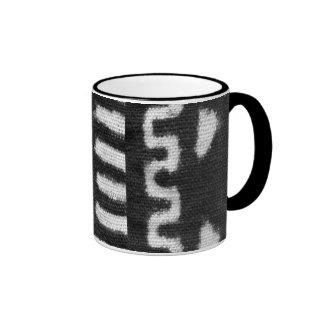 Mud Print Mug