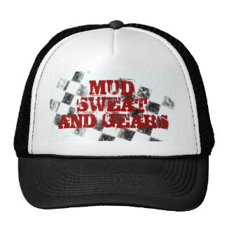 MUD SWEAT AND GEARS CAP