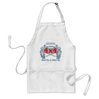 Mud Up or Shut Up 4x4 Off Road Standard Apron