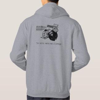 MudBud's hoodie