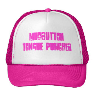 mudbutton tongue puncher cap