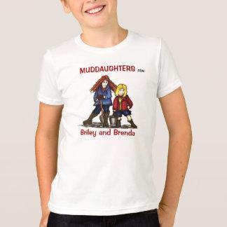 Muddaughters Kids Tshirt
