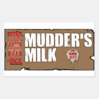 Mudder's Milk Label