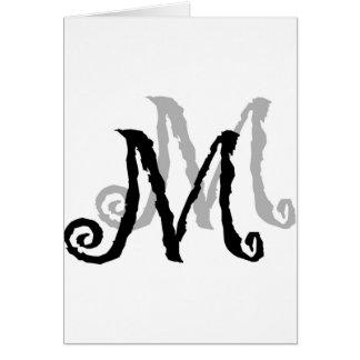 Muddle Management Logo Greeting Card