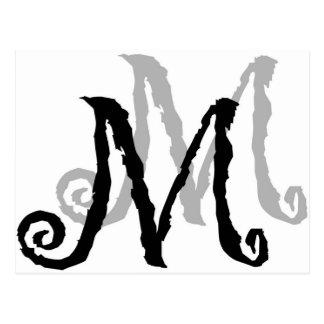 Muddle Management Logo Postcard