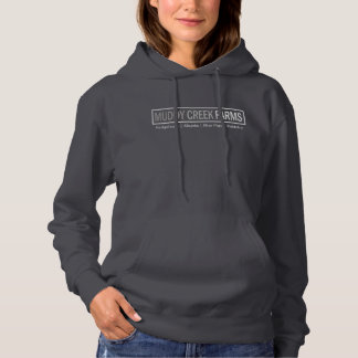 Muddy Creek Farms Logo Hoodie