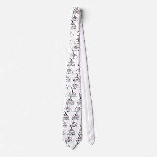 mudville chicago design tie