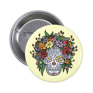 Muerta Linda 6 Cm Round Badge