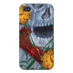 Muertos_marigold_deck iPhone 4 Covers
