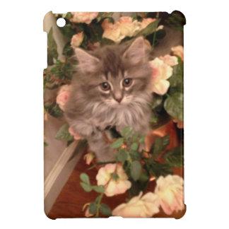Muffen Kitten iPad Mini Cases