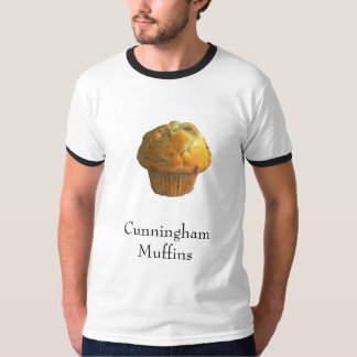 muffin, Cunningham Muffins T-Shirt