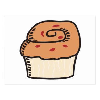 muffin postcard
