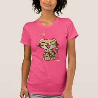 Muffin the Bengal cat - Women's T-Shirt