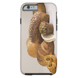 Muffins and dinner rolls tough iPhone 6 case