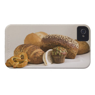 Muffins and dinner rolls iPhone 4 cover