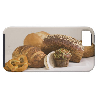 Muffins and dinner rolls iPhone 5 case