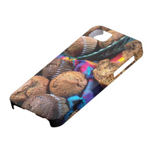 Muffins Case For iPhone 5/5S
